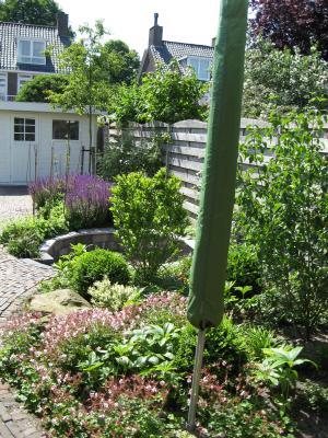 Rijswijk achtertuin