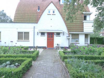 Willemstad voortuin